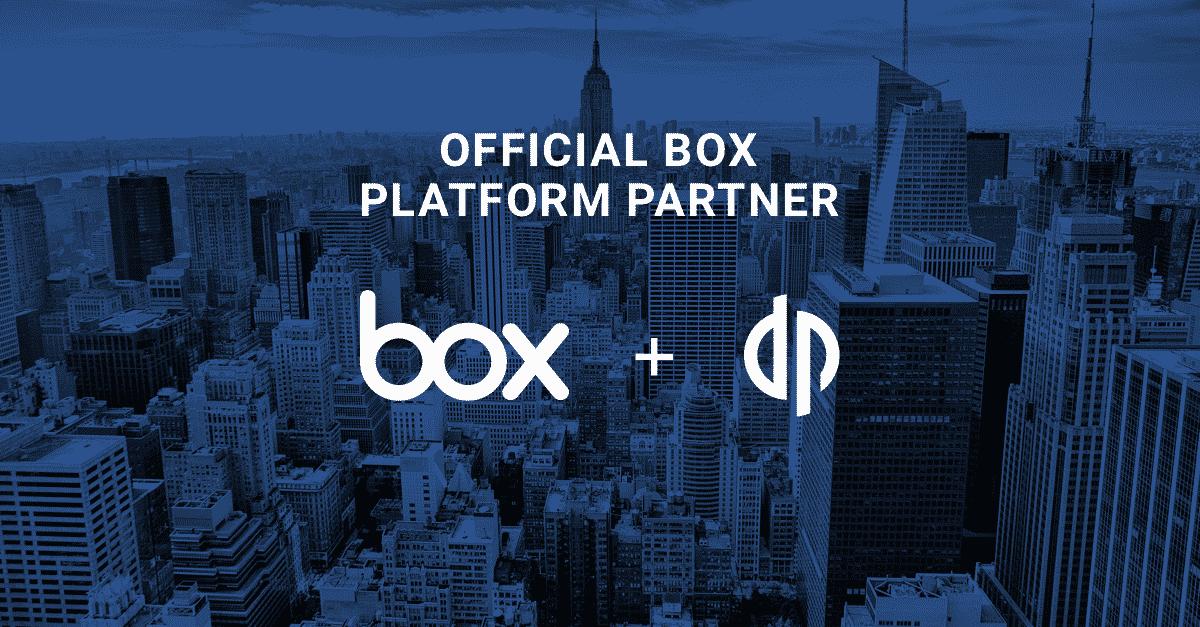 Dealpath Box Platform partner