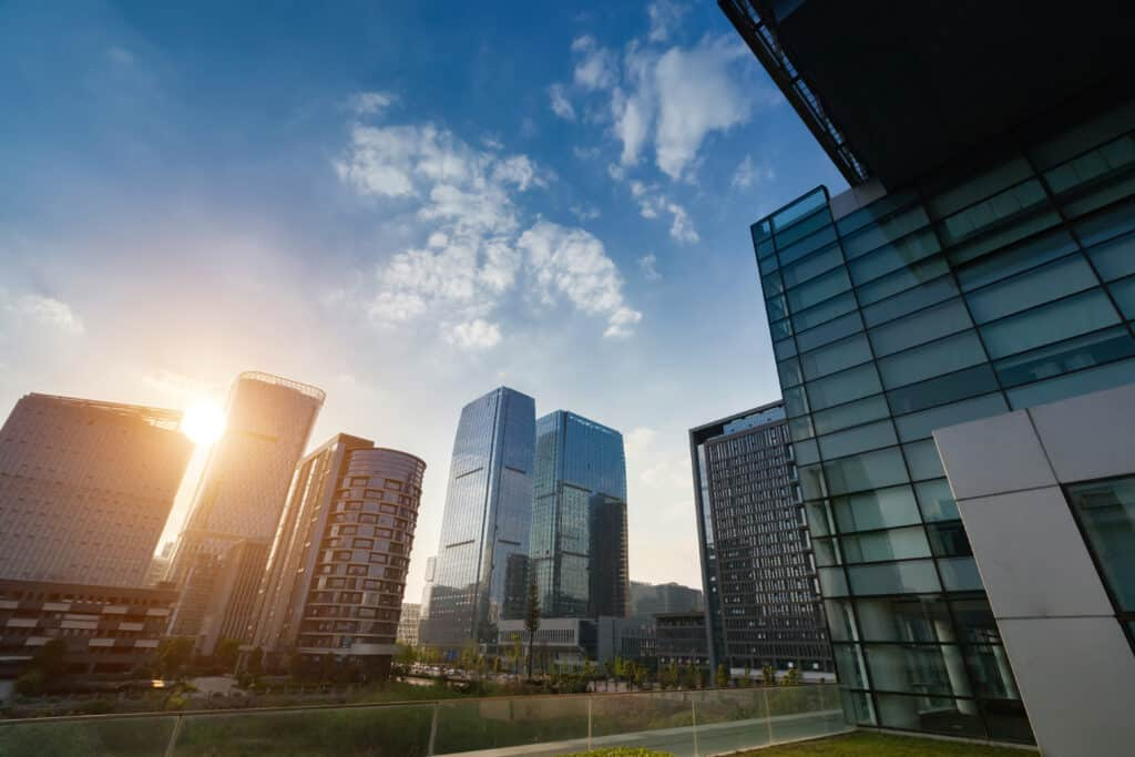 commercial real estate property class a, b and c